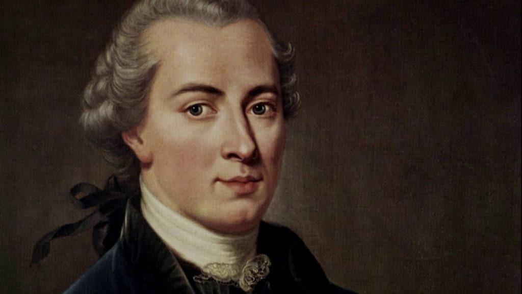 """Emmanuel Kant, """"inventeur"""" des Beaux-Arts"""