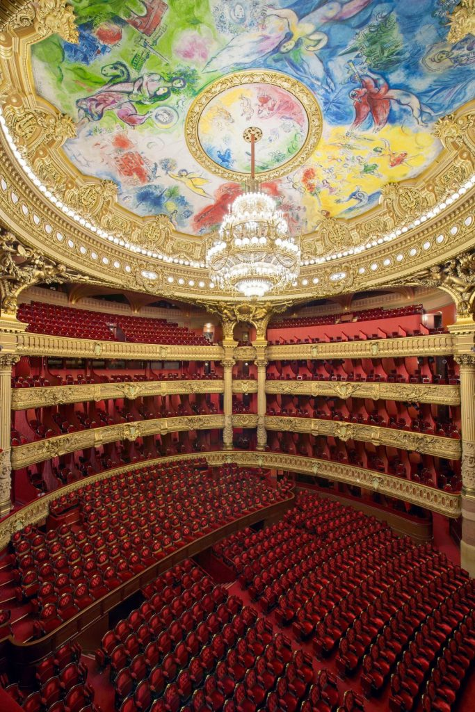 Palais Garnier, Opéra National de Paris